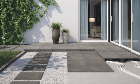 Quel carrelage ext rieur pour la terrasse ou le balcon for Carrelage exterieur point p