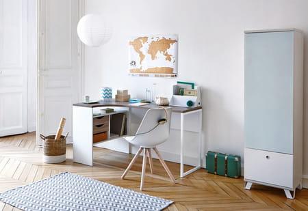 Comment am nager un coin bureau dans une chambre - Comment creer une icone sur le bureau ...