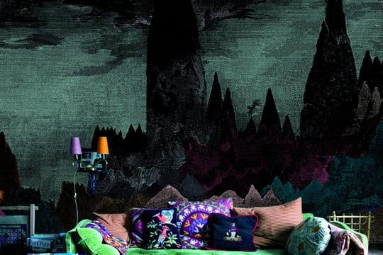 bien fait du papier peint tr s bien fait journal. Black Bedroom Furniture Sets. Home Design Ideas