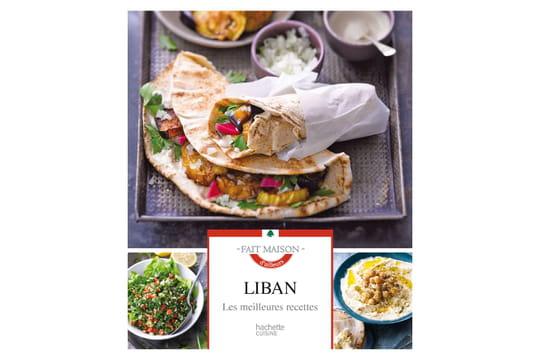 Concours gagnez 5 livres liban les meilleures recettes - Le journal des femmes cuisine mon livre ...