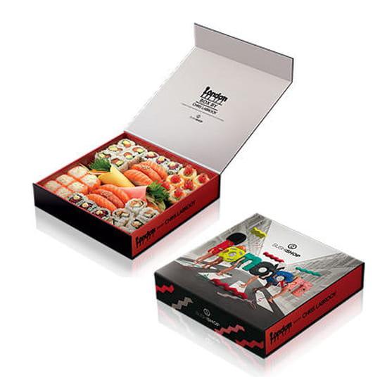 Concours sushi shop gagnez des london box sign es chris ladbrooy journal - Journal des femmes com ...