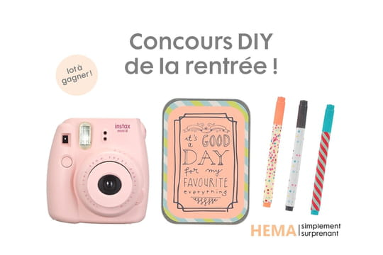 Hema lance son concours cr atif - Concours loisirs creatifs ...