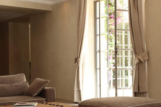 Quels rideaux pour mon salon journal des femmes - Rideaux originaux pour salon ...