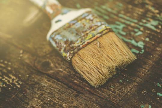 Peinture trucs et astuces pour ses pinceaux journal - Nettoyer pinceau peinture ...