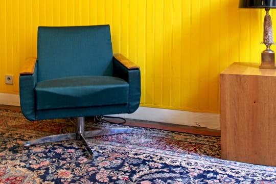 le bleu canard pour votre d coration d 39 int rieur journal des femmes. Black Bedroom Furniture Sets. Home Design Ideas