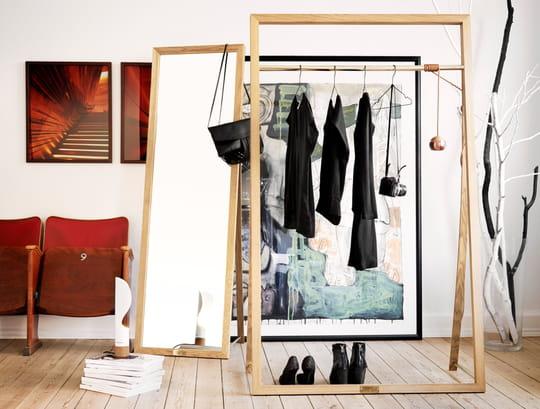 10 id es de penderies design et minimalistes journal des for Minimaliste synonyme