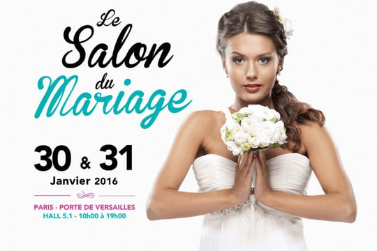 Ce week end rendez vous au salon du mariage paris for Porte de versailles salon mariage