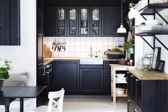 Les cl s pour acheter une cuisine ikea for Acheter verriere pour cuisine