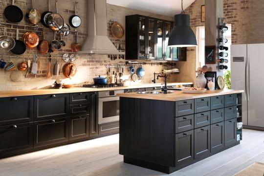Quelques astuces pour monter une cuisine ikea - Ikea amenagement cuisine ...