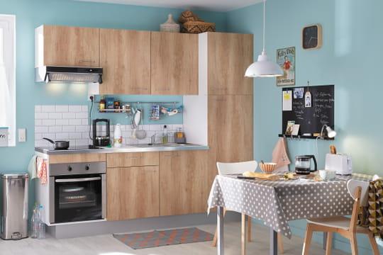 La cuisine leroy merlin en 10 mod les journal des femmes for Modele cuisine leroy merlin
