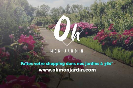oh mon jardin le nouveau site pour acheter ses plantes journal des femmes. Black Bedroom Furniture Sets. Home Design Ideas