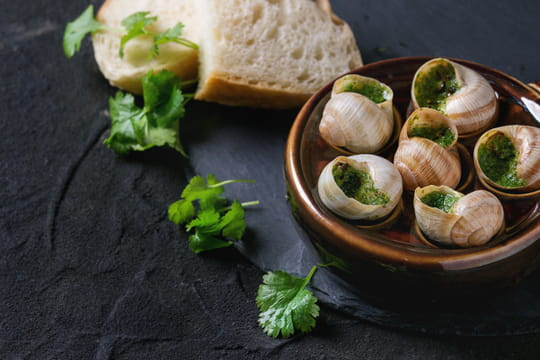 Comment pr parer des escargots journal des femmes - Cuisiner les escargots ...