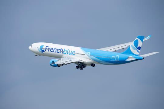 J'ai testé les plateaux du chef Lorain pour le vol d'inauguration Punta Cana de French Blue