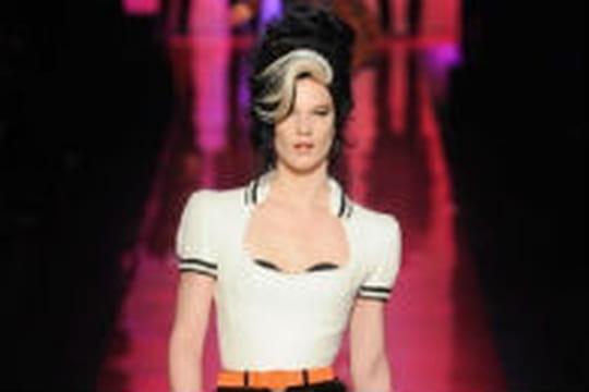Défilé Jean Paul Gaultier haute couture printemps-été 2012