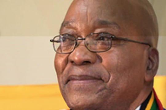 Polygamie: les 6e noces du président Zuma font jaser