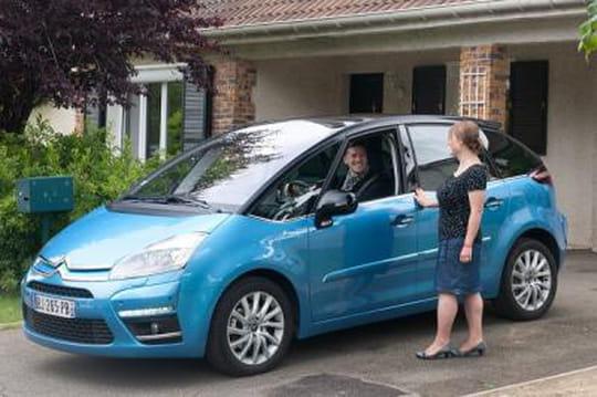 La voiture et la consommation collaborative