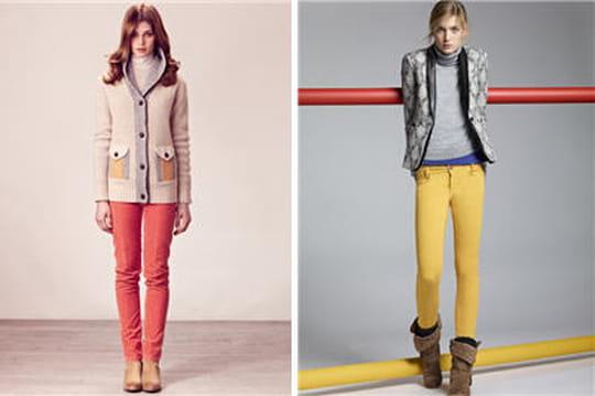 Robes tendance automne 2012