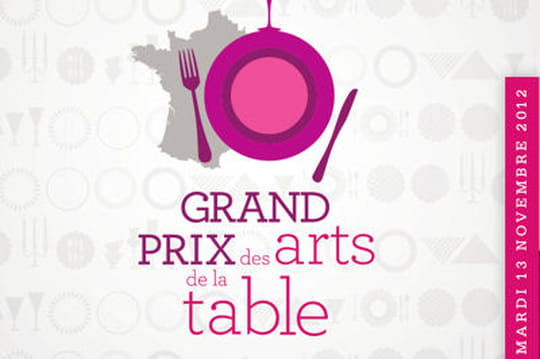 Finale du Grand Prix des Arts de la Table 2012