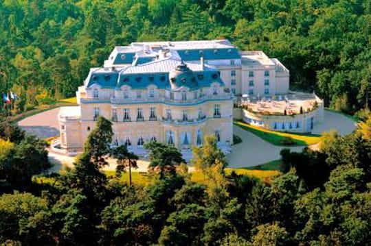 Hôtel Mont Royal Chantilly