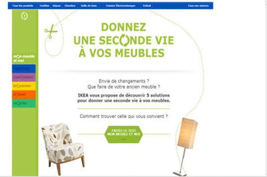 donnez une seconde vie vos meubles avec ikea journal des femmes. Black Bedroom Furniture Sets. Home Design Ideas