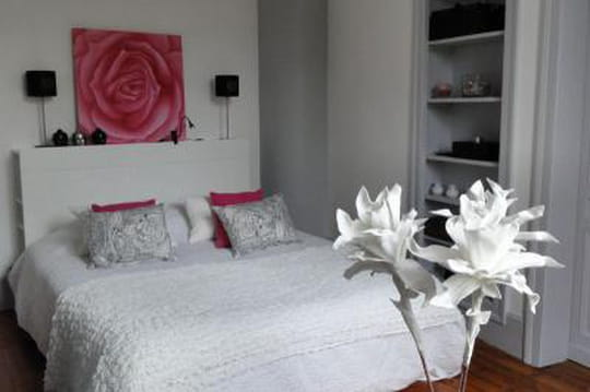 vos plus belles chambres romantiques journal des femmes - Modele Chambre Romantique