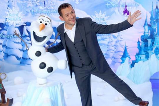 La Reine des Neiges : rencontre avec Dany Boon, la voix d'Olaf