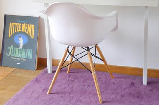 les couleurs mauve et parme en d co journal des femmes. Black Bedroom Furniture Sets. Home Design Ideas