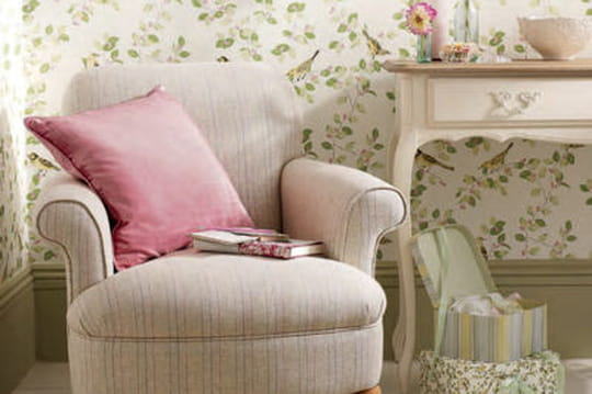 l 39 e shop laura ashley est lanc journal des femmes. Black Bedroom Furniture Sets. Home Design Ideas
