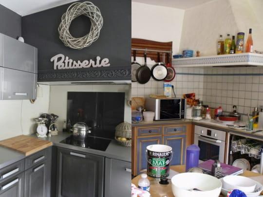 Comment relooker une ancienne cuisine - Comment relooker une cuisine ...