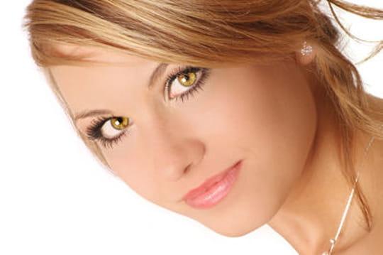 Quelle couleur de cheveux pour les yeux marron journal des femmes - Couleur cheveux peau claire ...