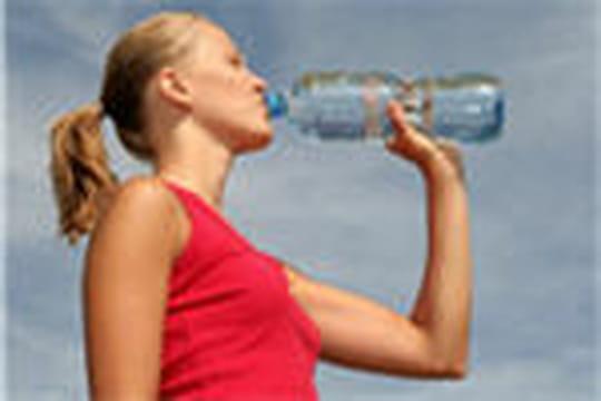 Fortes chaleurs : n'oubliez pas de vous hydrater