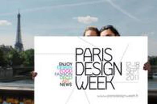 Top départ pour la Paris Design Week !