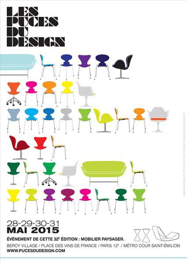 les puces du design le it du design du xxe si cle. Black Bedroom Furniture Sets. Home Design Ideas
