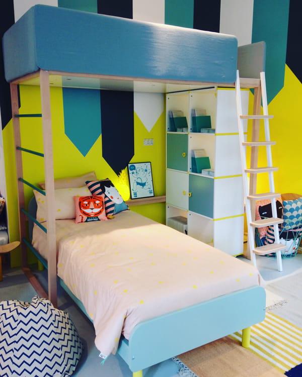 silvera kids un nouveau showroom d di aux enfants. Black Bedroom Furniture Sets. Home Design Ideas