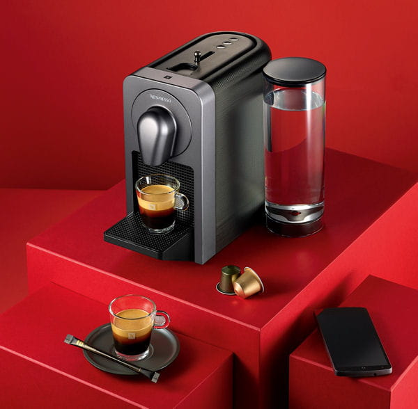 j 39 ai test prodigio la machine caf connect e de nespresso. Black Bedroom Furniture Sets. Home Design Ideas