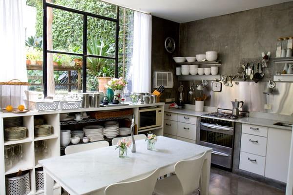 11 id es pas ch res pour relooker sa cuisine - Customiser cuisine ancienne ...