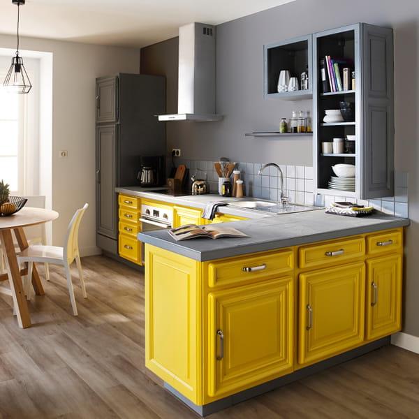 11 id es pas ch res pour relooker sa cuisine. Black Bedroom Furniture Sets. Home Design Ideas
