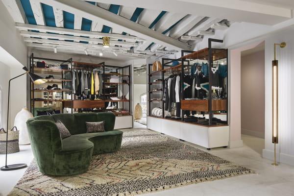 entrez dans la maison de sarah lavoine. Black Bedroom Furniture Sets. Home Design Ideas