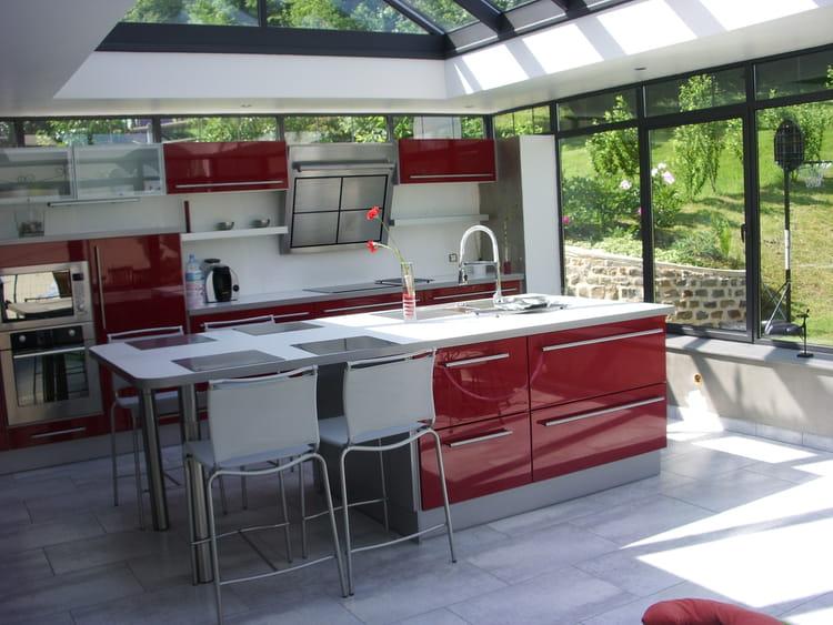 une cuisine a r e. Black Bedroom Furniture Sets. Home Design Ideas