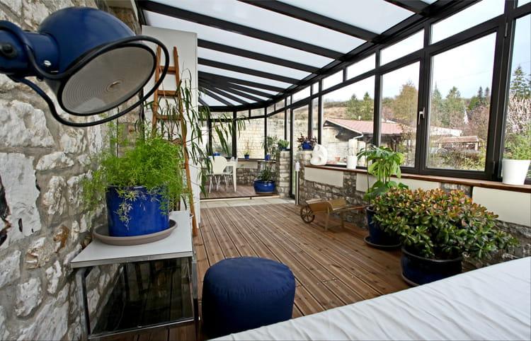 une nouvelle pi ce vivre des v randas et jardins d 39 hiver pleins de charme journal des. Black Bedroom Furniture Sets. Home Design Ideas