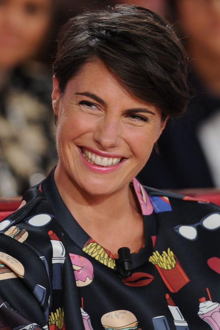 Alessandra sublet sauv e par son fils for Coupe de cheveux alessandra sublet