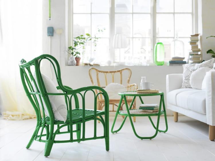 rotin et fibres naturelles pour la collection printemps d. Black Bedroom Furniture Sets. Home Design Ideas
