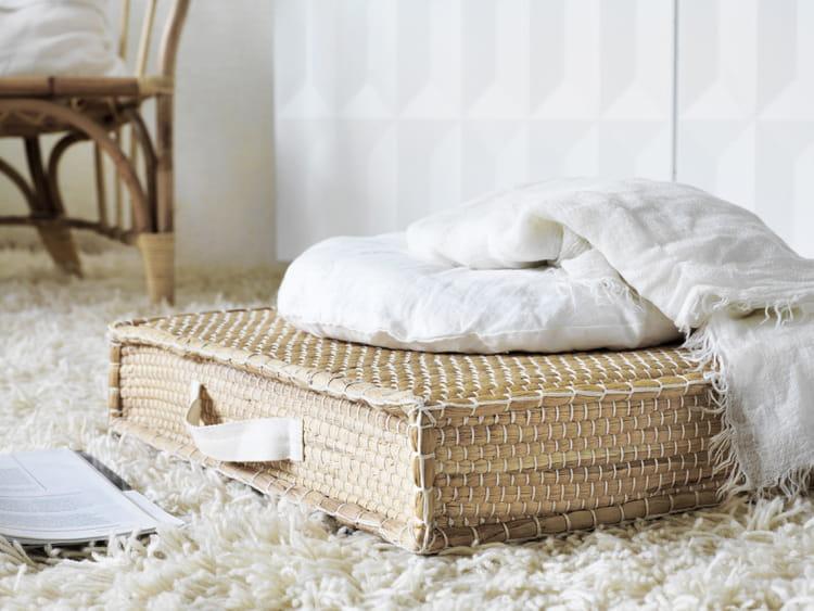 coussin de sol nipprig ikea. Black Bedroom Furniture Sets. Home Design Ideas