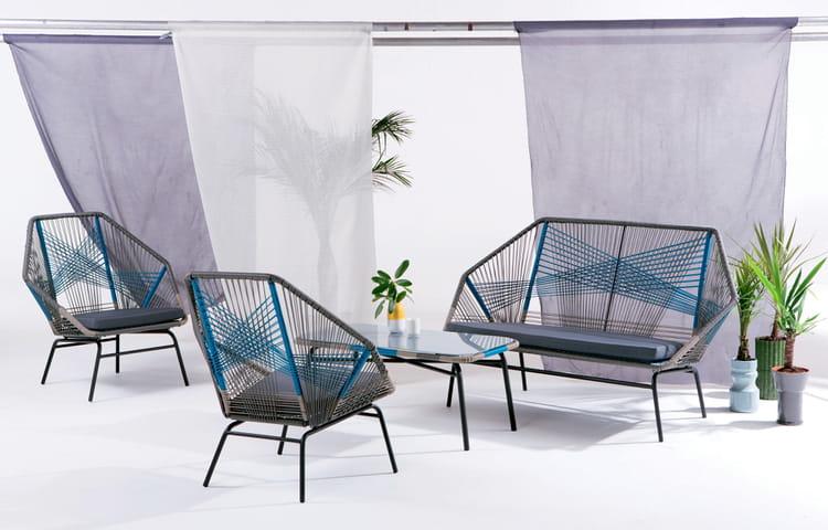 Salon De Jardin Lounge Copa De