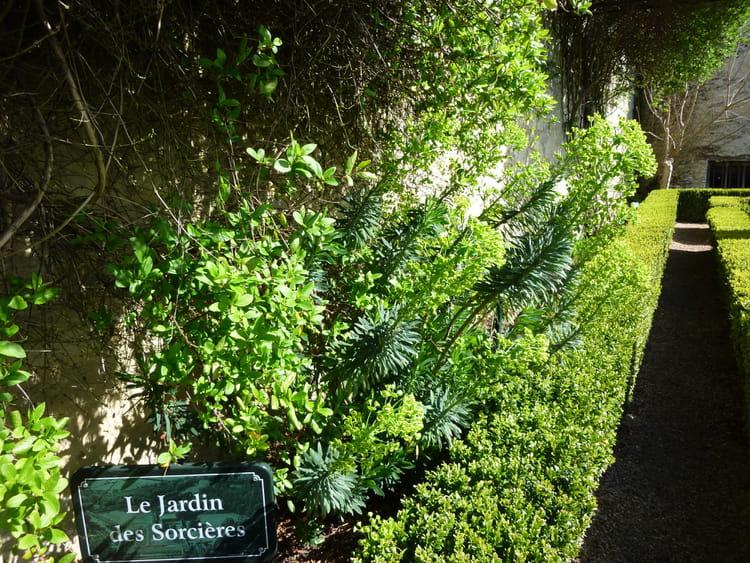 Dans le jardin des sorci res des jardins la fran aise - Deco jardin journal des femmes toulouse ...