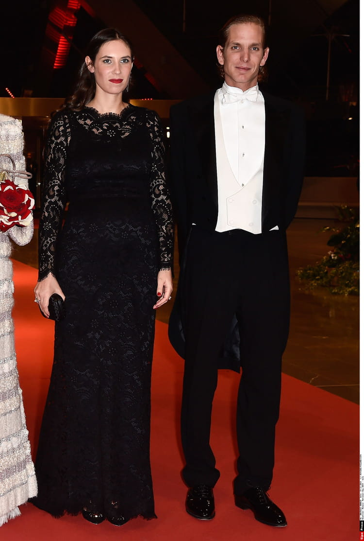 Andrea casiraghi tatiana santo domingo for