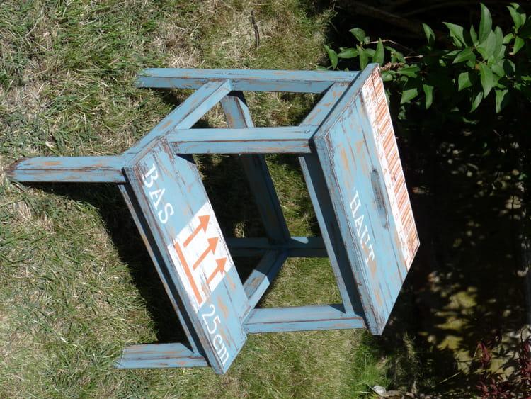 comment d corer un marchepied en bois. Black Bedroom Furniture Sets. Home Design Ideas