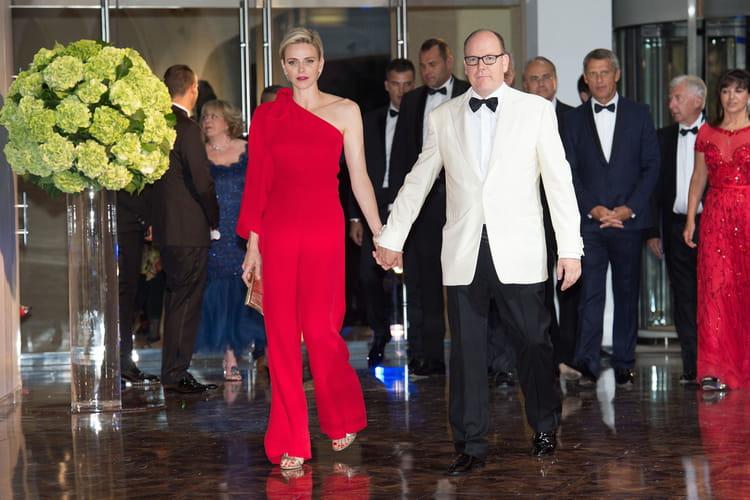 Chambre A Coucher Vert : Gala de La Croix Rouge à Monaco les photos  Journal des Femmes