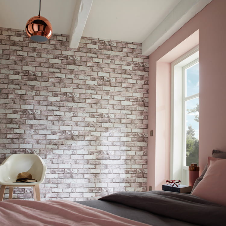 papier peint pour ado collez la tendance journal des femmes. Black Bedroom Furniture Sets. Home Design Ideas