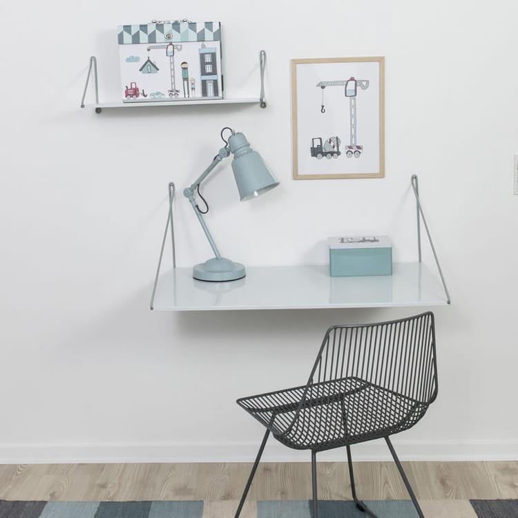 chambre d 39 enfant bureaux originaux pour travailleurs en herbe journal des femmes. Black Bedroom Furniture Sets. Home Design Ideas
